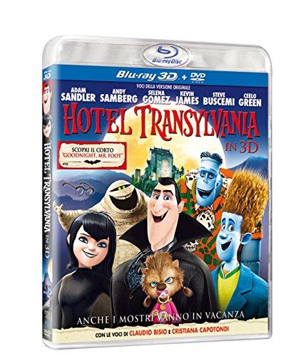 Hotel Transylvania 3D (Br 3D + Dvd)