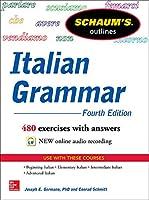 Schaum's Outlines Italian Grammar