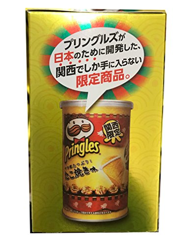 Pringles(プリングルズ)『関西限定たこ焼き味』