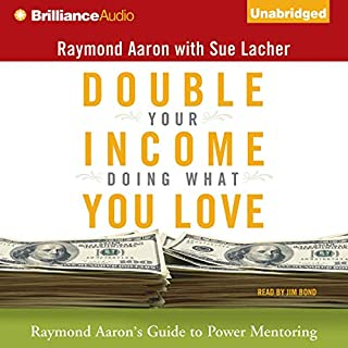Double Your Income Doing What You Love audiobook cover art