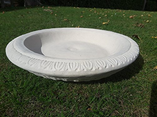 neilsstonecraft 3G Replacement birdbath bowl (nc)