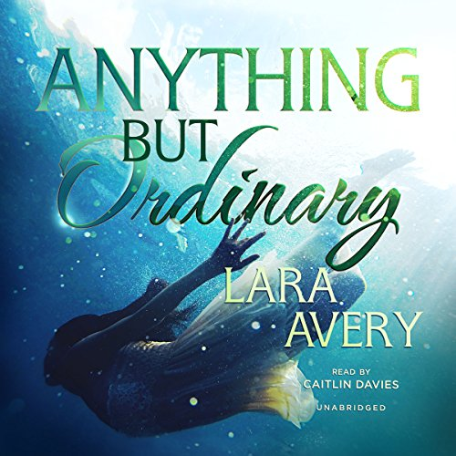 Anything but Ordinary audiobook cover art