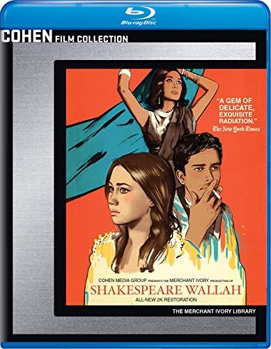 Shakespeare Wallah [Blu-ray]