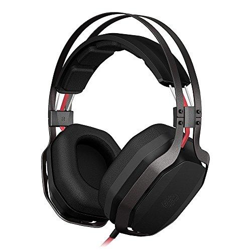 Cooler Master MasterPulse over-ear with Bass FX Cuffie Gaming 'Bass FX Technology, Controllo Microfono e Volume sul filo, Diametro Driver da 44mm' SGH-4700-KKTA1