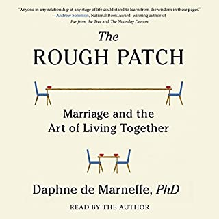 The Rough Patch audiobook cover art