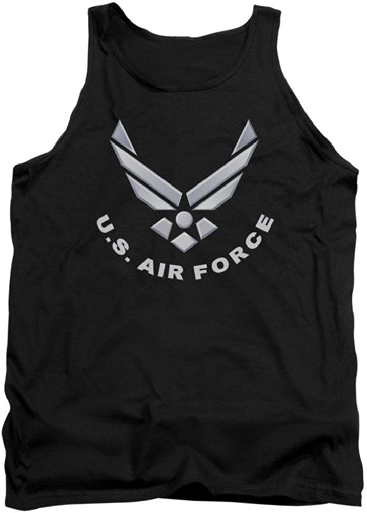 Tank Super popular specialty store Louisville-Jefferson County Mall Top: Air Force - S Logo Size