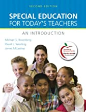 Best special education for today's teachers an introduction Reviews