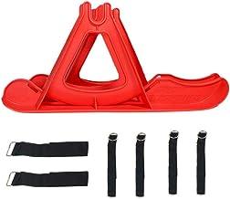 Knowled Balanced Ski's voor kinderen, 40,6 cm (12 inch), opvouwbaar, voor scooter, skiën, LED, originele balansauto