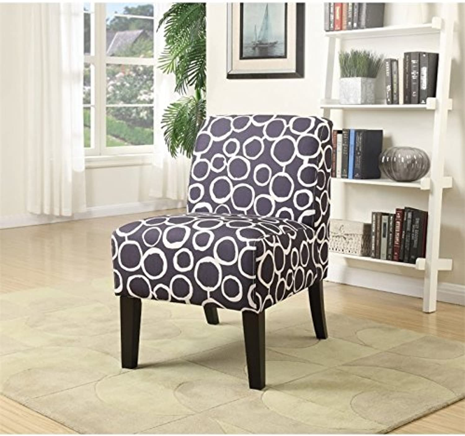 Bowery Hill Accent Chair in Multi