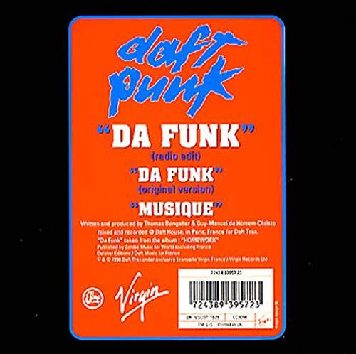 Da Funk/Musique.