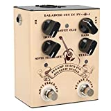 Acoustic Guitar Effect Pedal, Good Corrosion Resistance To Use This D.I. Marquee Guitar DI Box Higher Strength for Musical Instrument