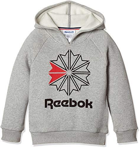Reebok Kinder Sweatshirt B Classics Hoody M BRGRIN
