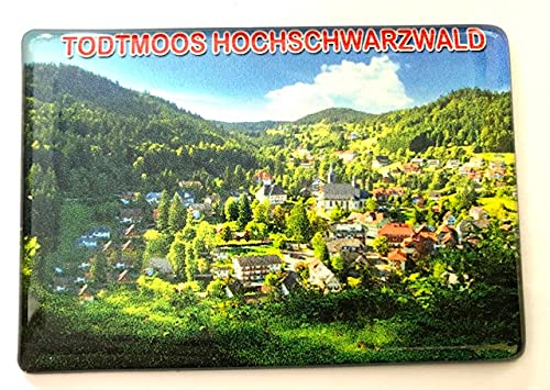 Todtmoos,Hochschwarzwald ,Deutschland,Souvenir-Kühlschrankmagnet Fridge Magnet 0304211