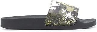 MARCELO BURLON Luxury Fashion Mens CMIA027R20PLA0046159 Green Sandals |