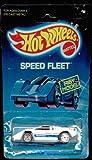Hot Wheels 1989 Speed Fleet Series #60 New Model Lamborghini Countach 1:64 Scale (1988 release)