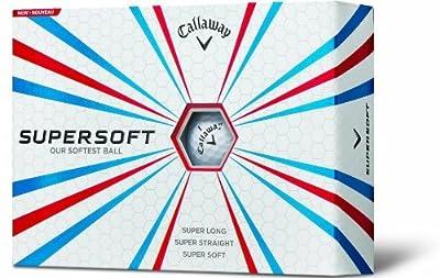 Callaway Super Soft Golf