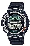 [カシオ] 腕時計 スポーツギア WS-1200H-1AJF メンズ