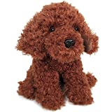 VIAHART Laurel The Labradoodle | 9 Inch Stuffed Animal Plush Poodle Dog | by Tiger Tale Toys