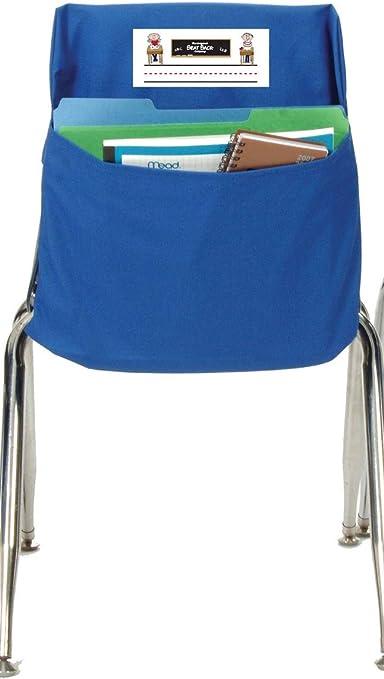 Seat Sack 00080 Read-N-Go Book Bag Blue 11-1//2 x 14-1//2 Size