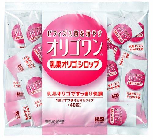 H+Bライ オリゴワン 乳果オリゴシロップ 40包 40X7g [0864]