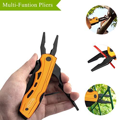 RoverTac Pocket Knife Multitool Folding Knife