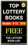This Week's Top Lottery Books: October 9 - 15, 2016 (The Top Lottery Book List 2) (English Edition)