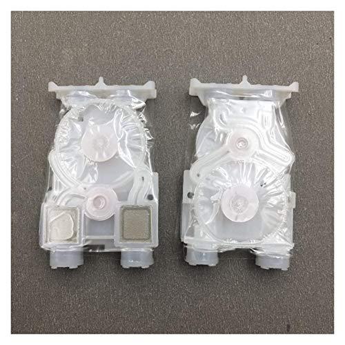 XIAOFANG 4pcs DX7 Tinta Damper Damper Filtro de Dumper Fit para Roland RA640 RF640 VS540 FH740 RE640 VS640 VS420 VS300 MUTHOH Eco Solvent Plotter Impresora