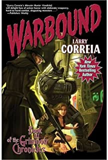 Book III of the Grimnoir Chronicles Warbound (Paperback) - Common