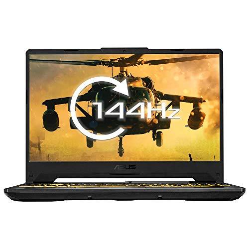 ASUS TUF Gaming FX506LH 15.6' Full HD 144Hz Gaming Laptop (Intel i5-10300H, Nvidia GeForce GTX 1650,...