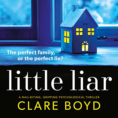 Little Liar audiobook cover art