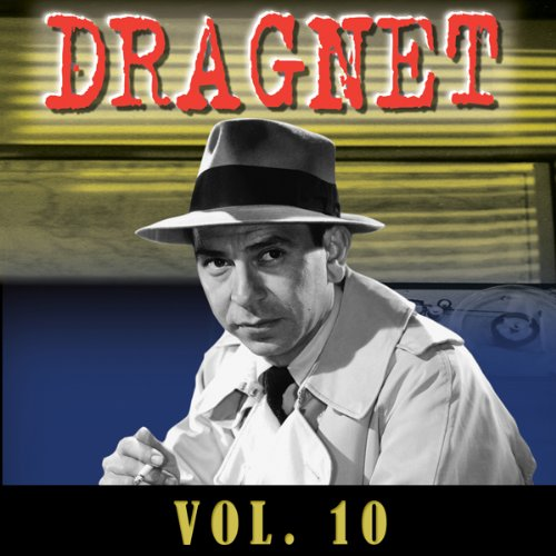 Dragnet Vol. 10 cover art