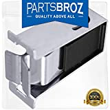 W10111905 Dryer Door Catch by PartsBroz - Compatible with Whirlpool Maytag Kenmore dryers - Replaces...