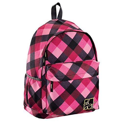 All Out Luton - Mochila escolar, de uso diario, compartimiento para laptop...