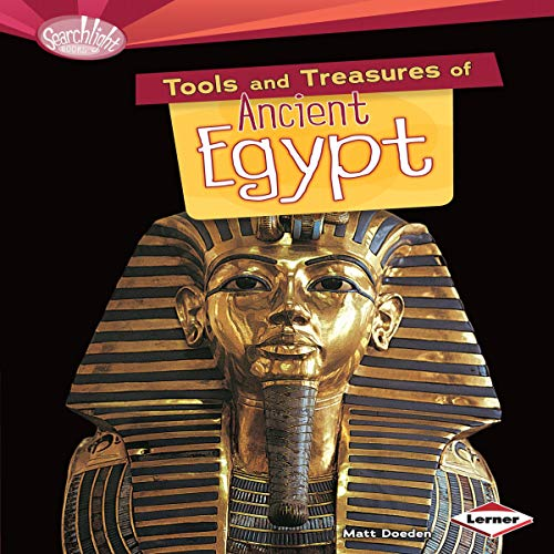 Tools and Treasures of Ancient Egypt cover art