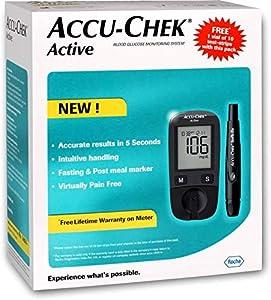جهاز قياس نسبة السكر في الدم من اكسو تشيك موديل 2724288270372