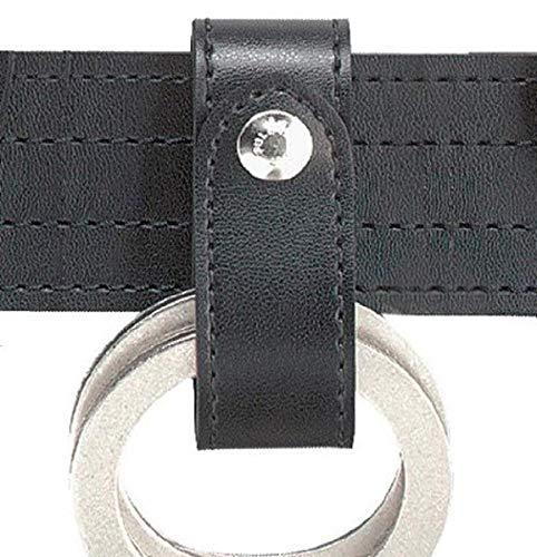 Safariland 690 Handcuff Strap, Single Snap, Black, Plain