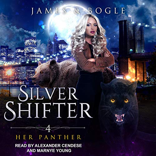 Her Panther Audiobook By Katherine Bogle, Alexa B. James cover art