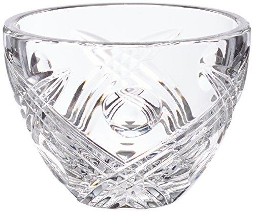 Crystaljulia 6051zuccheriera–Bicchieri, Cristallo, 9,5x 9,5x 7,5cm