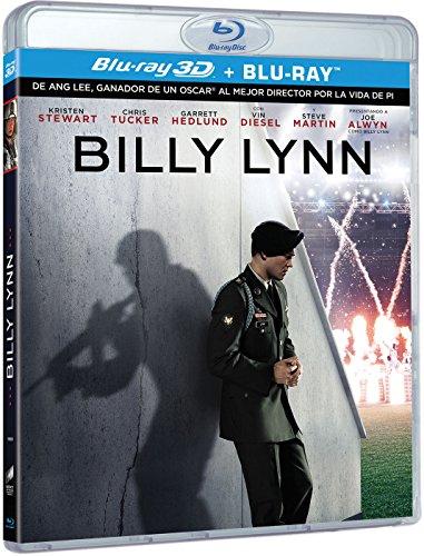 Billy Lynn (BD 3D + BD) Blu-ray