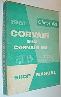1961 Corvair and Corvair 95 Shop Manual