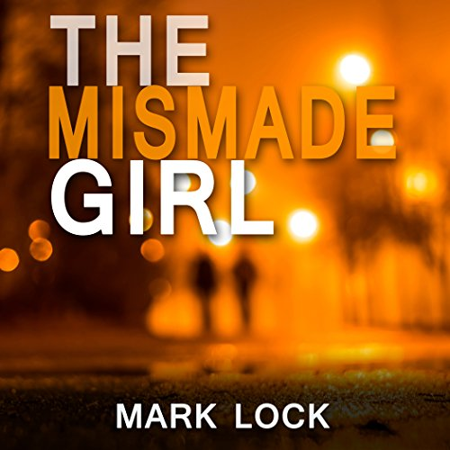 The Mismade Girl audiobook cover art