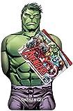 Avengers - Marvel Hulk Shower Gel, 1er Pack (1 x 385 ml)
