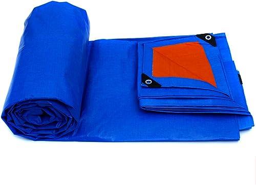 Baches FANJIANI Tissu en Plastique de de Tissu en Tissu de Poncho