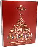 Anthon Berg 24 días Licor de Chocolate Calendario de Adviento Rojo, 372g
