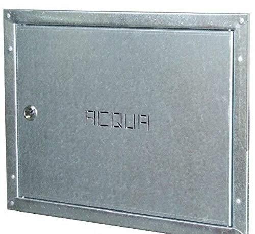 Puertas en Acero Cincado Para Contadores de Agua-Todas Las Medidas