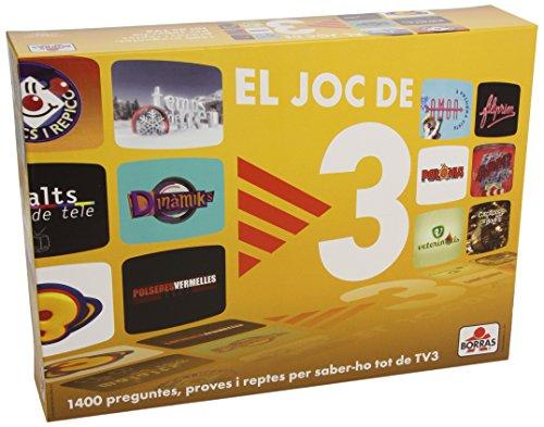 Educa Borrás Educa Juegos - 30 Anys de TV3: el JOC, en catalán 15751