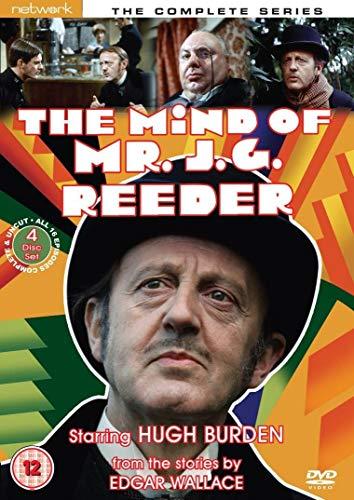 The Mind Of Mr Jg Reeder -The Complete Series [Edizione: Regno Unito] [Edizione: Regno Unito]