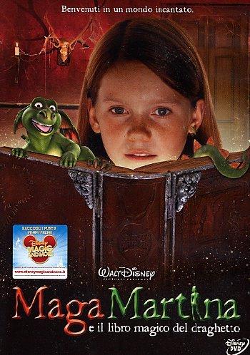 Maga Martina e il libro magico del draghetto [Italia] [DVD]