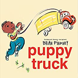 Puppy Truck by [Brian Pinkney]