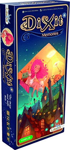 Asmodee 003138 - Dixit 6 - Big Box Memories